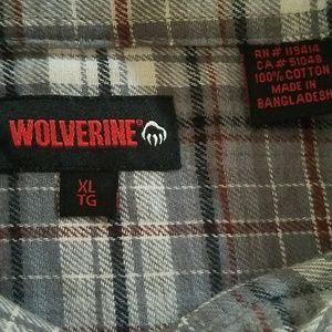 Wolverine Shirts - WOLVERINE